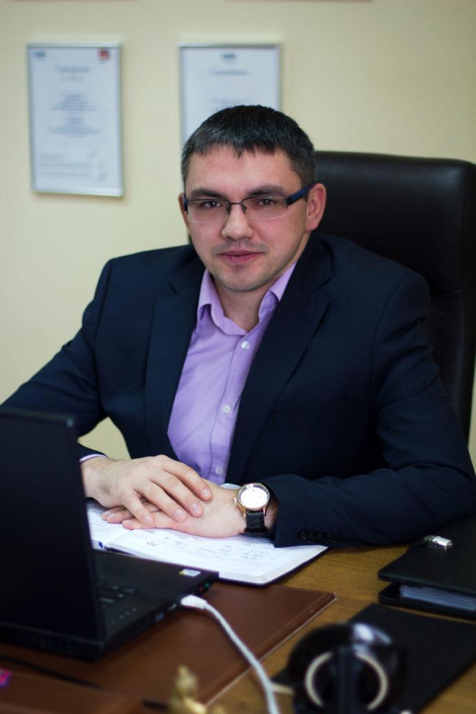 """Павел Олегович Мухин – генеральный директор компании """"ТЕКОМ-Лизинг""""."""