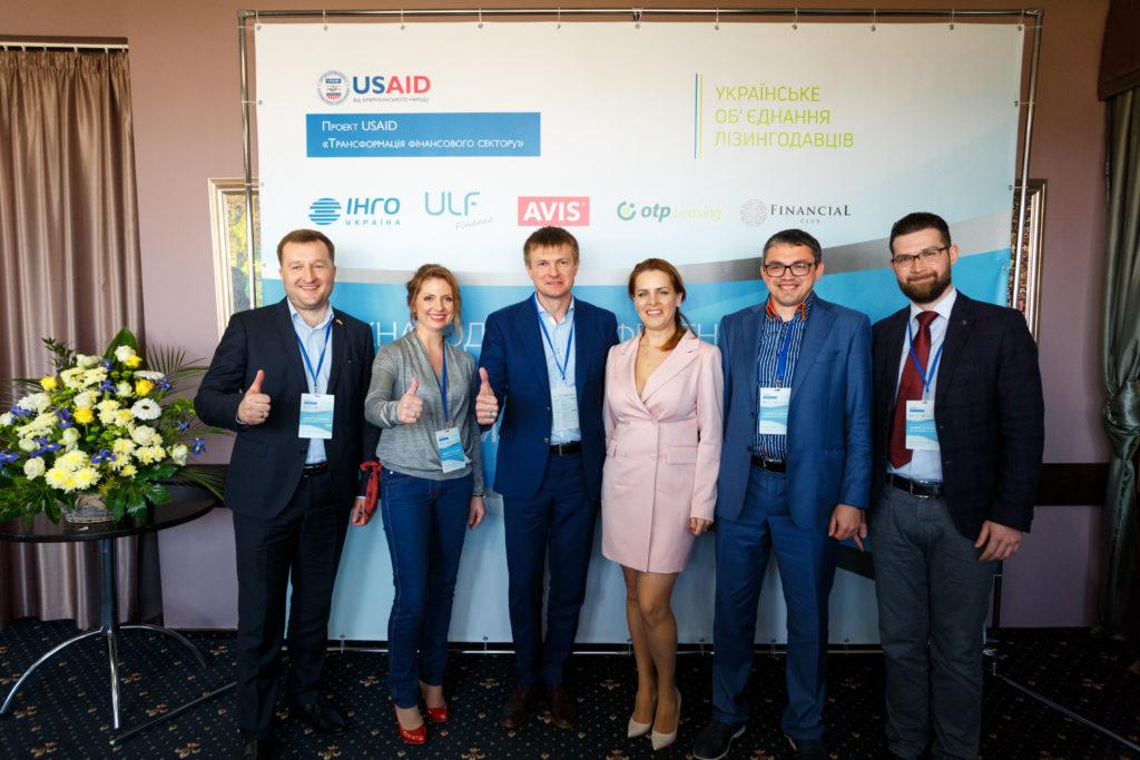Спікери Лізинг в Україні